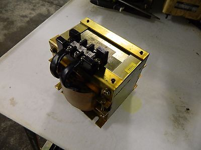 Showa Electric Transformer, # SCH , 5 MH, 20A, Used, WARRANTY