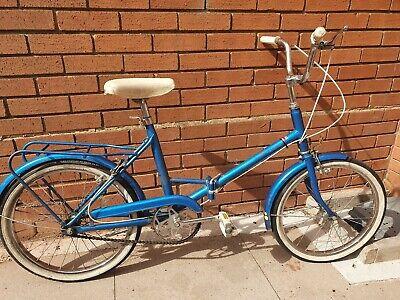 Folding bike used