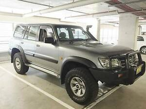 2004 Nissan Patrol Wagon West Ryde Ryde Area Preview