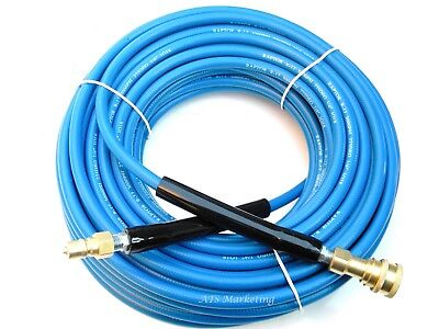 Carpet Cleaning 100 Truckmount 3000 Psi Solution Hose 275 Deg