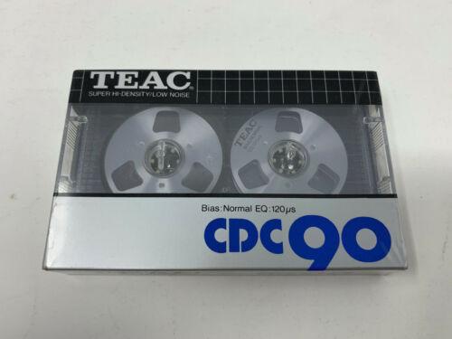TEAC CDC90, Original  CDC 90 Super HiDensity/LN Cassette Tape 90M A1