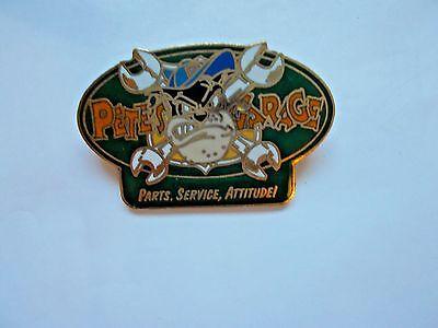 Walt Disney Collector's Trading Pin Pete's Garage Part's Service Attitude!