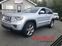 2012 Jeep Grand Cherokee Overland City of Halifax Halifax Preview
