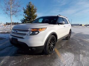 2012 Ford Explorer Limited limited leather loaded