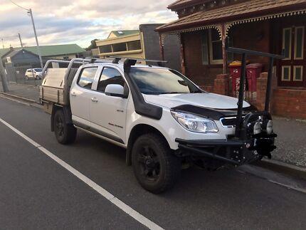Holden Colorado For Sale In Tasmania Holden Colorado