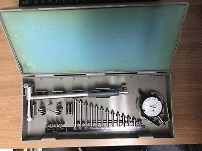 Mitutoyo Metric Dial Bore Gage 100mm-160mm Range