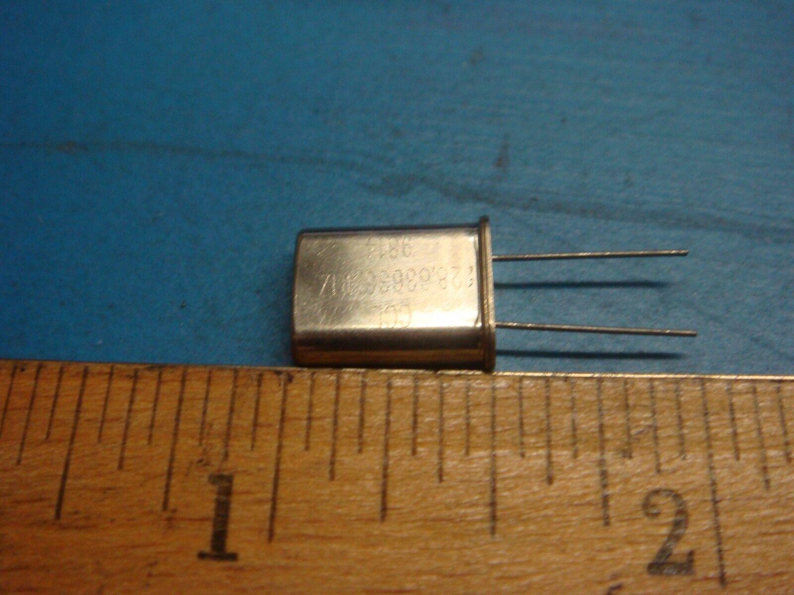 70C 5 pieces Standard Clock Oscillators 7.3728MHz 50ppm 20C