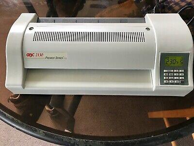 Gbc 2130 12 Inch Pouch Laminator