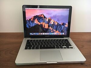 MACBOOK PRO 2011 13 INCH -GREAT BUY- new battery & Solid State HD South Perth South Perth Area Preview