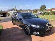 2012 Ford XR6 Turbo Ute - LIMITED EDITION Woongarrah Wyong Area Preview