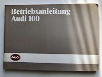 Betriebsanleitung Audi 100 C3 7/1984 Essen - Essen-Frintrop Vorschau