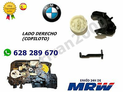 REPARACIÓN MOTOR CIERRE PUERTA DERECHA COPILOTO BMW E90 E91 E92 E93 CERRADURA