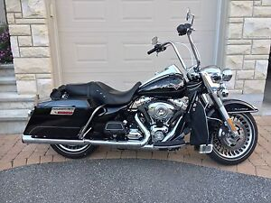 2010 Harley Davidson FLHR Road King