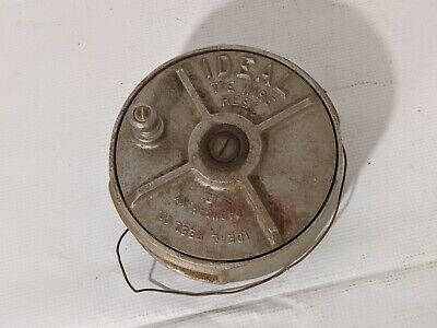 Ideal Tools Model 63 Aluminum Tie Wire Reel With Wire Ky Usa