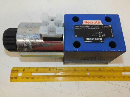 Rexroth R900948386 Hydraulic Control Valve #16