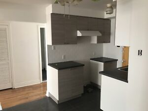 For rent large 3.5 in Parc Ex steps away from metro