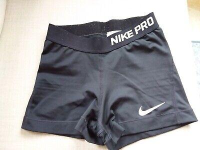 Girls 'Nike Pro' shorts size xs