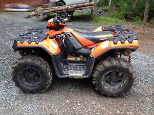 2012 POLARIS SPORTSMAN 850xp