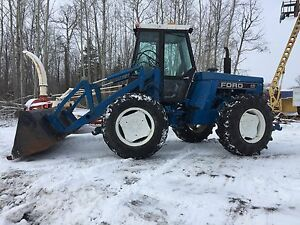 Ford New holland 276 series 2