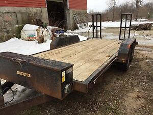 Equipment trailer Stratford Kitchener Area image 1