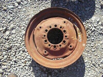 John Deere Ih Jd Farmall Allis Ford Tractor Front Press Steel 16 X 4 6 Bolt Rim