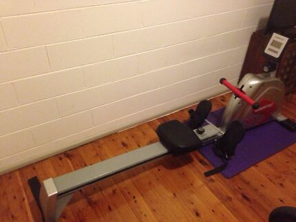 Powertrain rowing machine East Corrimal Wollongong Area Preview