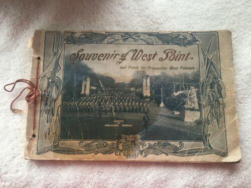 USMA West Point 1906 Souvenir Guide