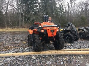 Atv and small trailer repair and accessories