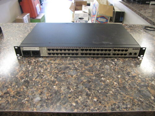 MRV LX-8040S-002AC LX-8000 In-Reach 40 Port Ethernet Console Server - Quantity