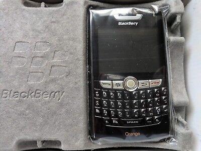 BlackBerry 8800 - Black (Unlocked) Smartphone