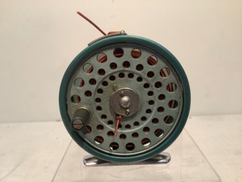 Vintage HEDDON DAISY FLY Fishing REEL 310 Made in Japan Unused
