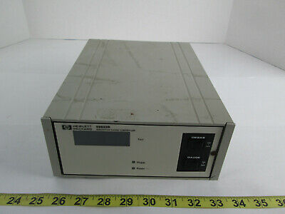 Hp Hewlett Packard Ionization Gauge Controller 59822b Science Lab Equipment