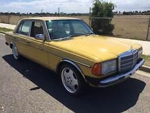 1979 Mercedes-Benz 230 Sedan Altona North Hobsons Bay Area Preview