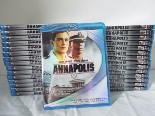 Annapolis-Blu-Ray--New Factory Sealed--30 Sets