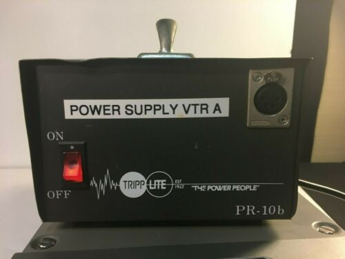 TRIPP-LITE PR10B 10AMP DC POWER SUPPLY
