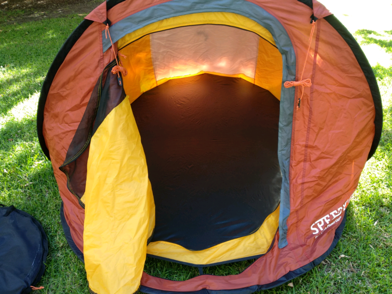 1 of 8 & Speedy tent pop up for 2 person   Camping u0026 Hiking   Gumtree ...