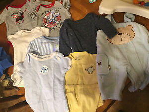Baby boys 3-12 month lot