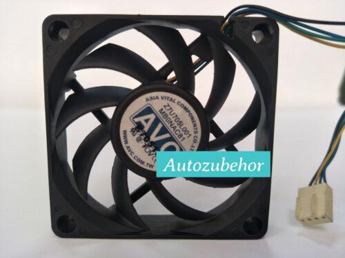 AVC DS06025R12U 60x25mm 453068-001 Cooler Fan HP DC 7800 7900 0.26A 4Pin M735 QL