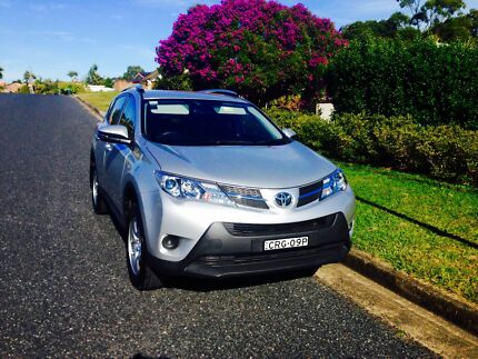 2013 Toyota RAV4 Wagon GX 2WD MY14 - price reduced to sell Coffs Harbour 2450 Coffs Harbour City Preview