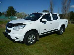 2016 HOLDEN COLORADO LS CREW CAB UTE, 4X4 , 2.8 T/DIESEL AUTO Holbrook Greater Hume Area Preview