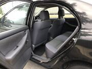 2006 Corolla Ascent auto black sedan Canning Vale Canning Area Preview