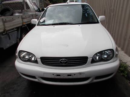 Parts for Toyota Corolla 2000