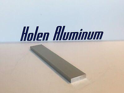 18 X 34 X 48 6061 Aluminum Flat Bar Stock Solid