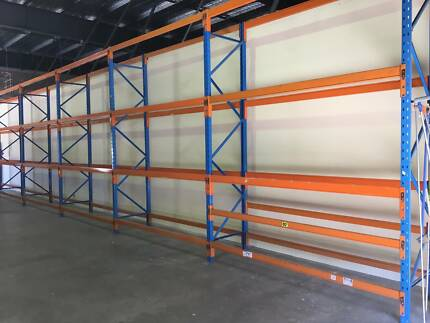 Pallet Racking for Sale - Uprights, Beams and Pallets
