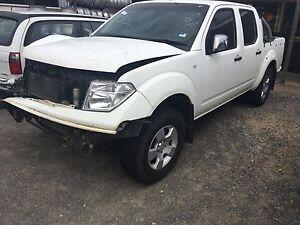 Wrecking Nissan navara Wynyard Waratah Area Preview