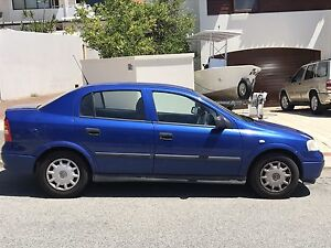 2004 Holden Astra with low kms! Cottesloe Cottesloe Area Preview