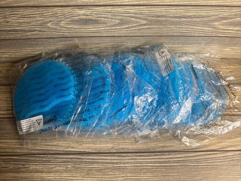 Shoplily Fresh Scent Urinal Discs Screens 10 Pack Blue