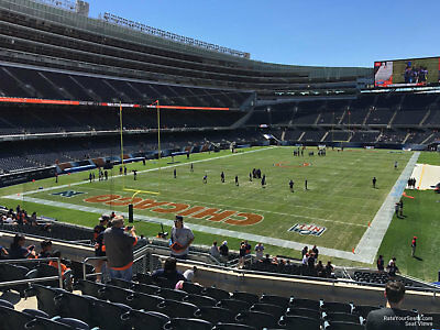 TWO Tickets - Chicago Bears vs. Green Bay Packers (12/16/18)
