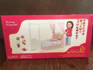 Brand New Doll Bed for American Girl