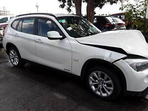 Wrecking 2010 BMW X1 Keilor East Moonee Valley Preview